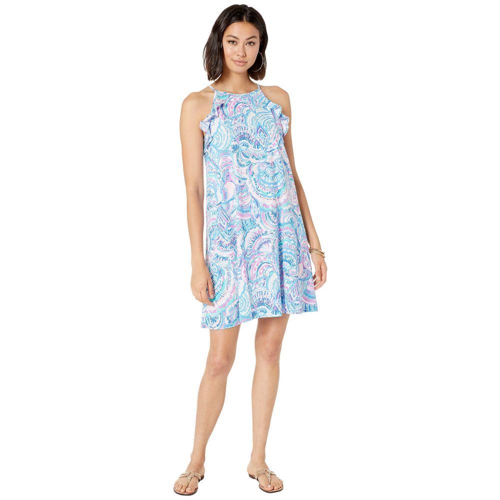 リリーピュリッツァー Lilly Pulitzer レディース ワンピース ワンピース・ドレス【Billie Dress】Multi Happy As A Clam