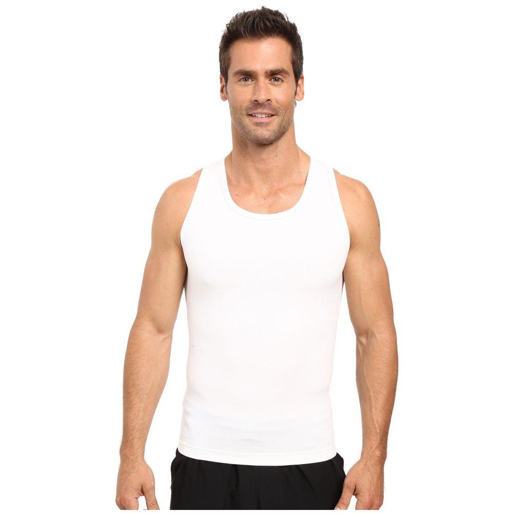 ツーイグジスト 2(X)IST メンズ タンクトップ トップス【Shapewear Form Tank】White