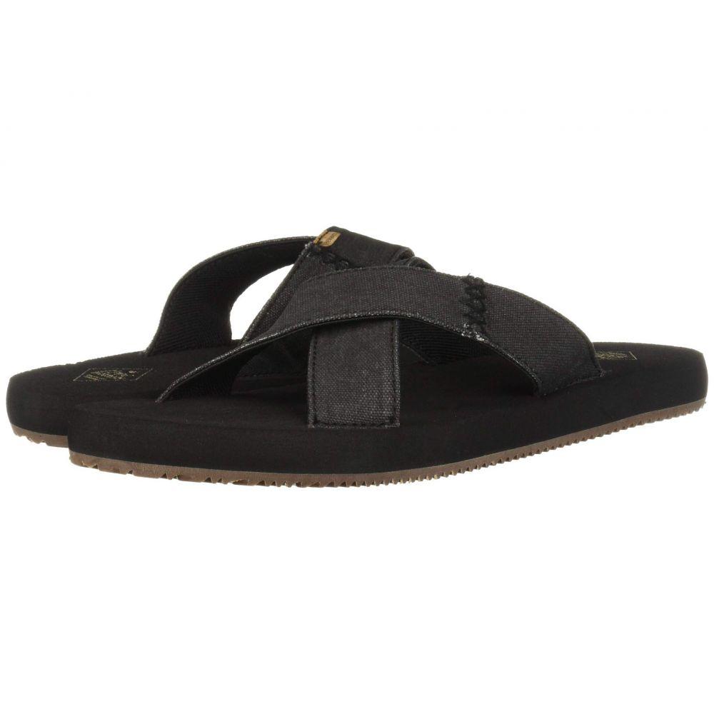 フリーウォータース Freewaters レディース サンダル・ミュール シューズ・靴【Supreem Sundance】Black