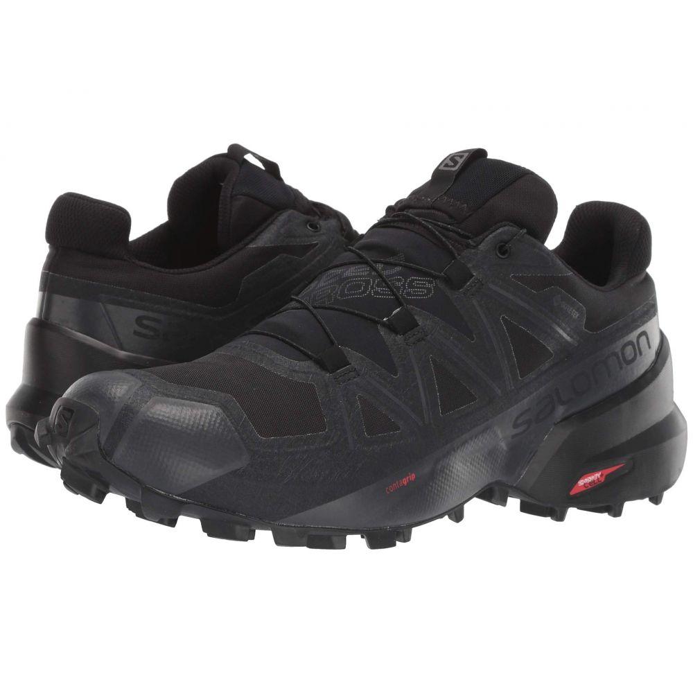 サロモン Salomon メンズ ランニング・ウォーキング シューズ・靴【Speedcross 5 GTX】Black/Black/Phantom