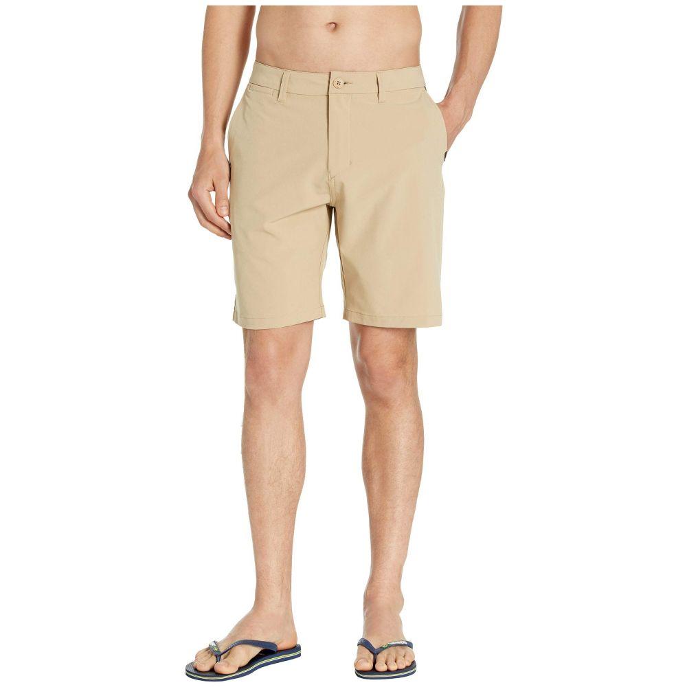 クイックシルバー Quiksilver メンズ ショートパンツ ボトムス・パンツ【20'' Union Amphibian Hybrid Shorts】Plage