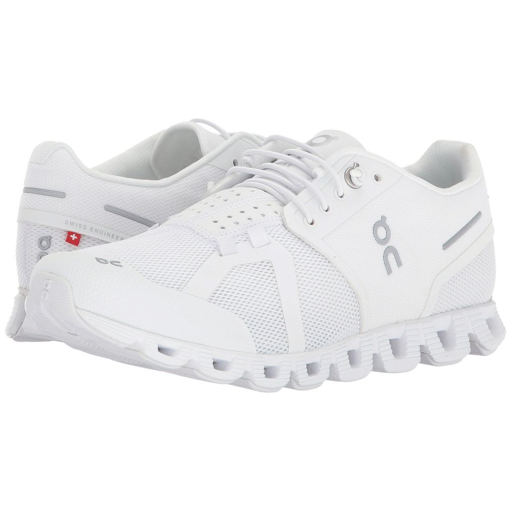 オン On レディース ランニング・ウォーキング シューズ・靴【Cloud 2.0】All White