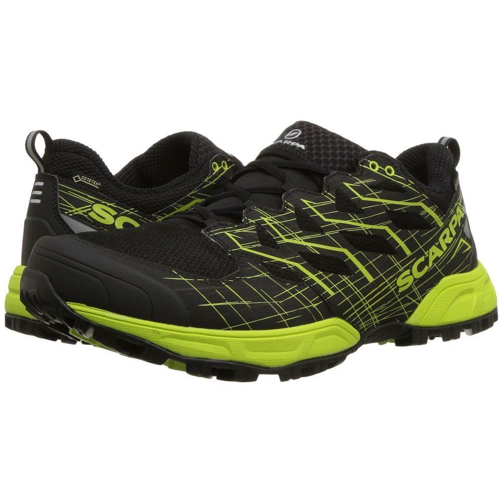 スカルパ Scarpa メンズ ランニング・ウォーキング シューズ・靴【Neutron 2 GTX】Black/Green Tender