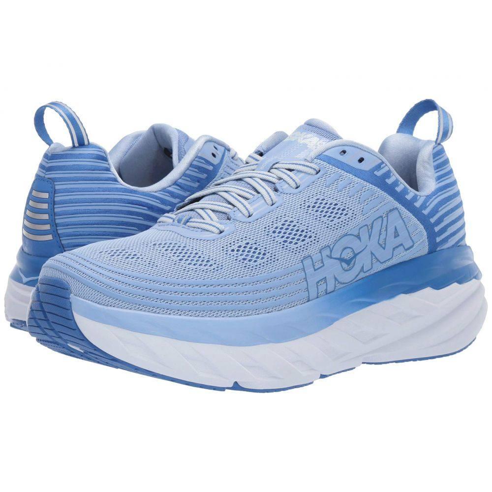 ホカ オネオネ Hoka One One レディース ランニング・ウォーキング シューズ・靴【Bondi 6】Serenity/Palace Blue