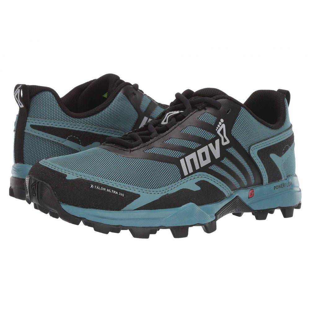 イノヴェイト inov-8 レディース ランニング・ウォーキング シューズ・靴【X-Talon(TM) Ultra 260】Blue Grey/Black