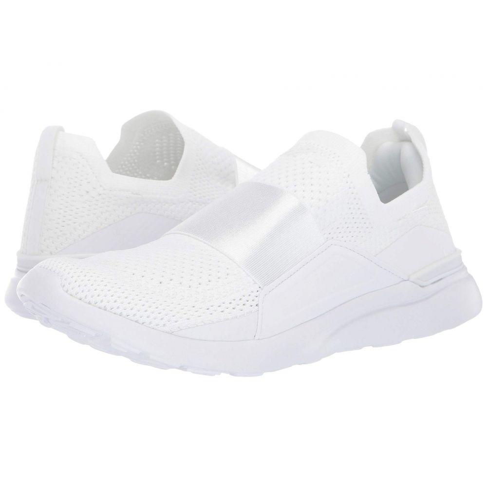 アスレチックプロパルションラブス Athletic Propulsion Labs (APL) レディース ランニング・ウォーキング シューズ・靴【Techloom Bliss】White/White