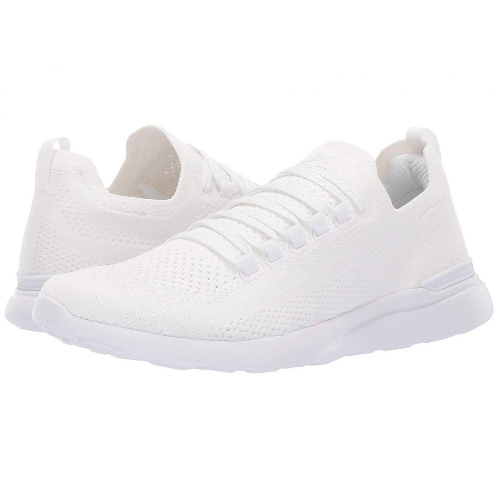 アスレチックプロパルションラブス Athletic Propulsion Labs (APL) レディース ランニング・ウォーキング シューズ・靴【Techloom Breeze】White