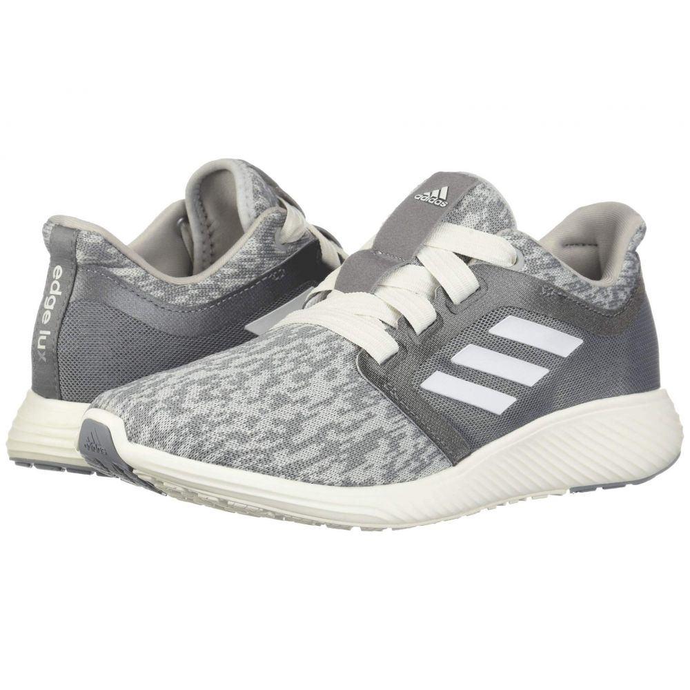アディダス adidas Running レディース ランニング・ウォーキング シューズ・靴【Edge Lux 3】Grey Three/Cloud White/Silver Metallic