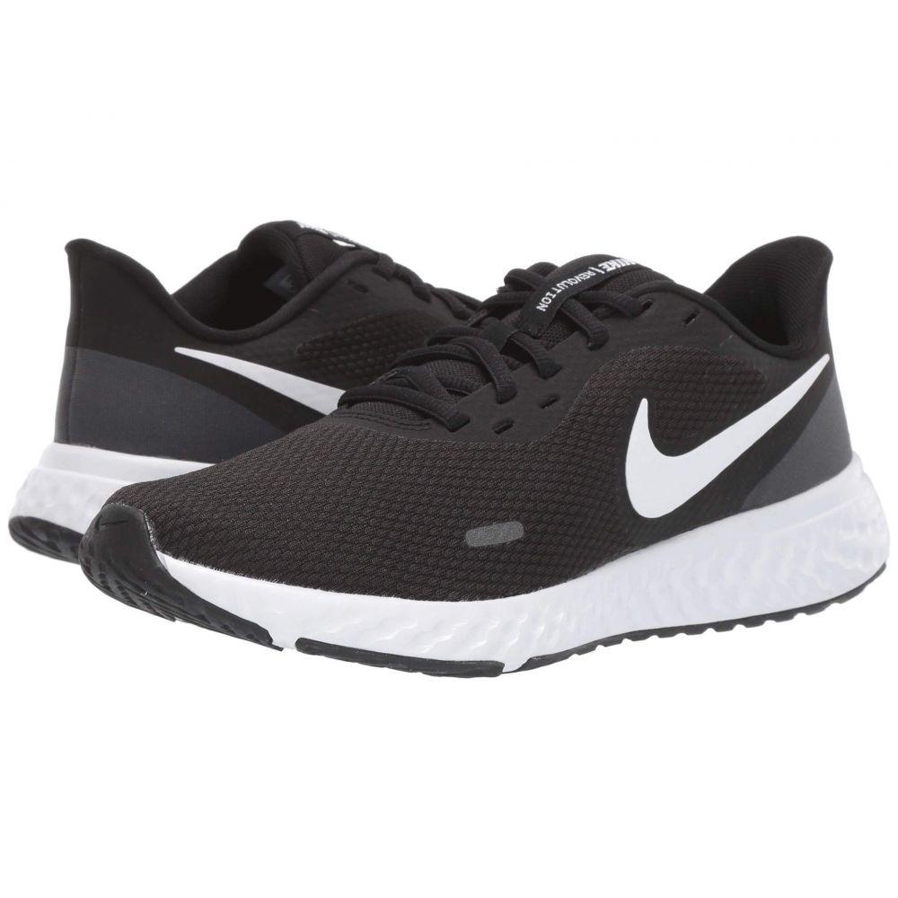 ナイキ Nike レディース ランニング・ウォーキング シューズ・靴【Revolution 5】Black/White/Anthracite