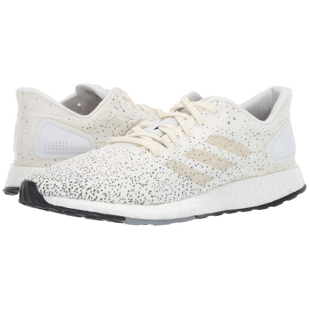 アディダス adidas Running レディース ランニング・ウォーキング シューズ・靴【PureBOOST DPR】Footwear White/Raw White/Grey Three