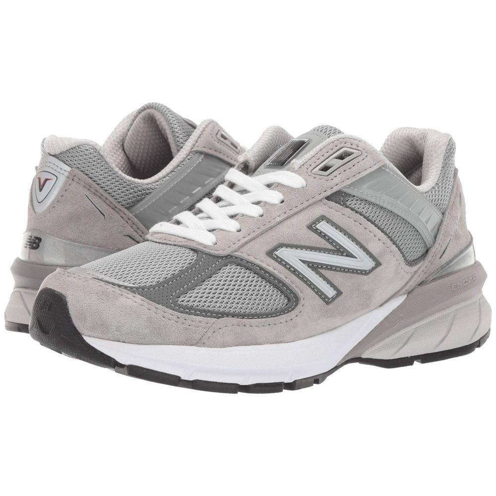 ニューバランス New Balance レディース ランニング・ウォーキング シューズ・靴【990v5】Grey/Castlerock
