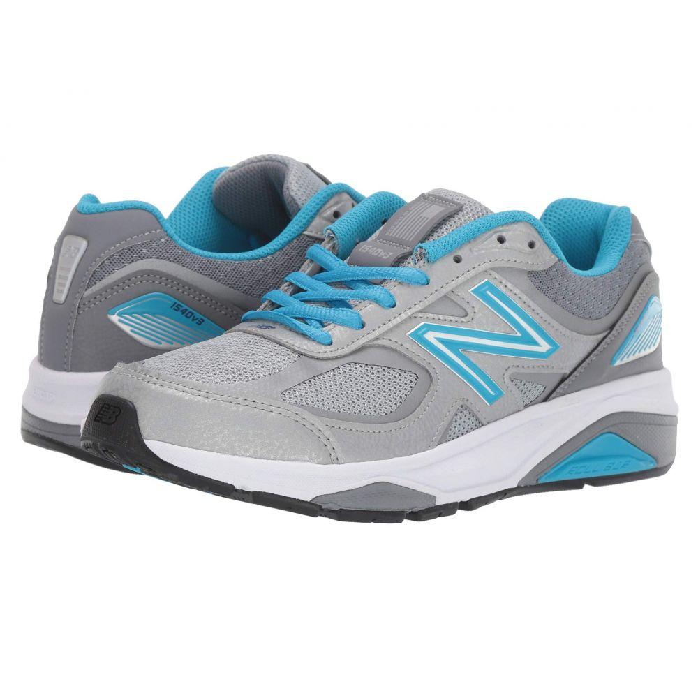 ニューバランス New Balance レディース ランニング・ウォーキング シューズ・靴【1540v3】Silver/Polaris