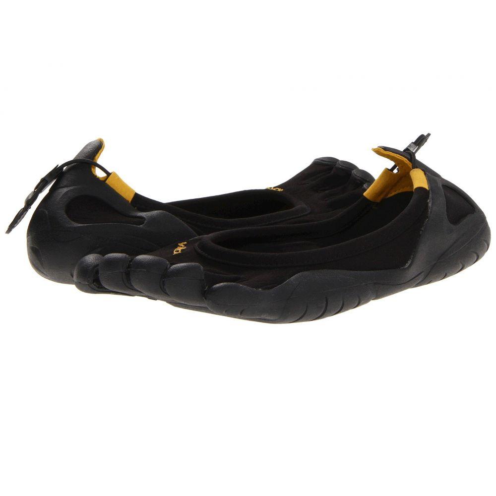 ビブラムファイブフィンガーズ Vibram FiveFingers レディース ランニング・ウォーキング シューズ・靴【Classic】Black/Black