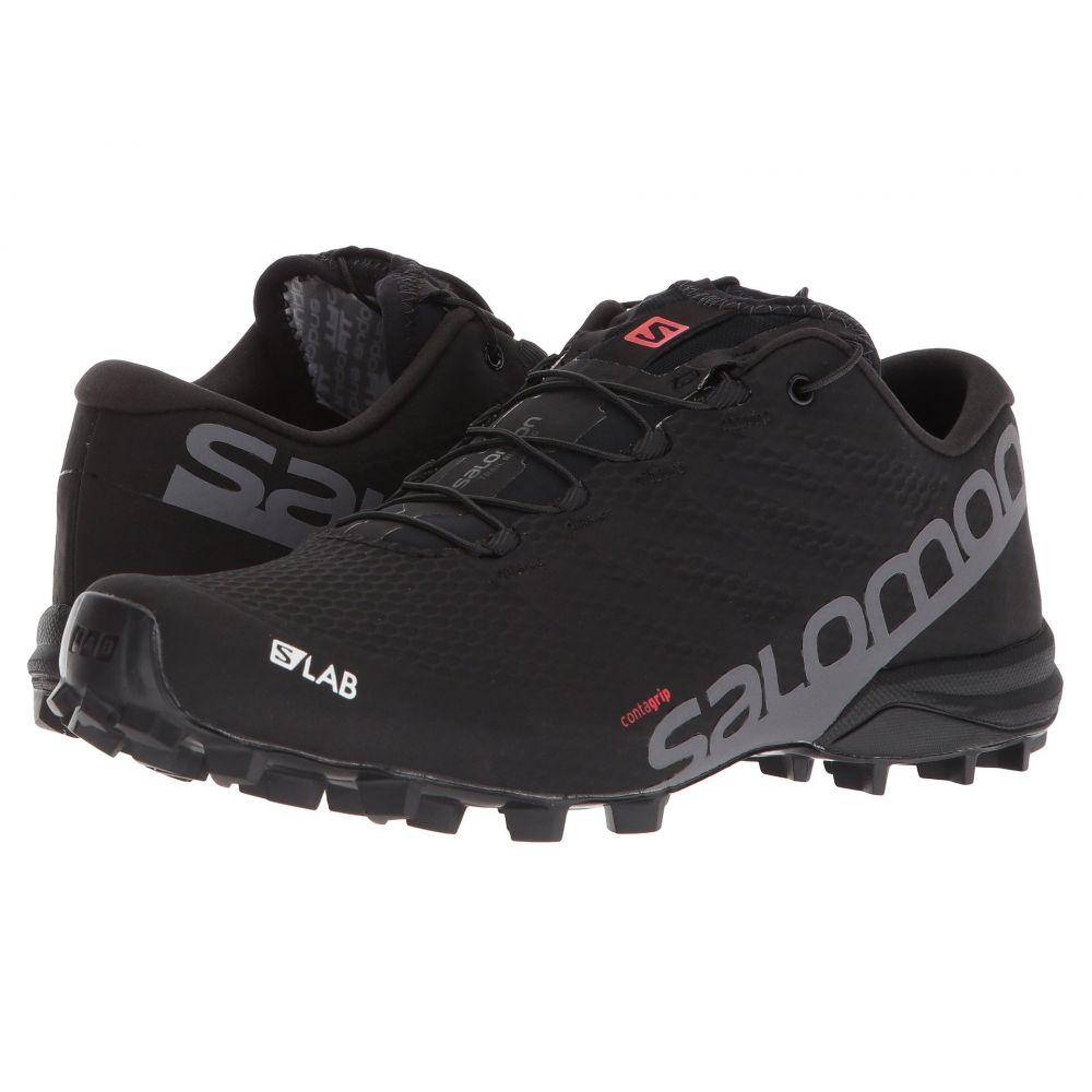 サロモン Salomon レディース ランニング・ウォーキング シューズ・靴【S-Lab Speed 2】Black/Racing Red/White
