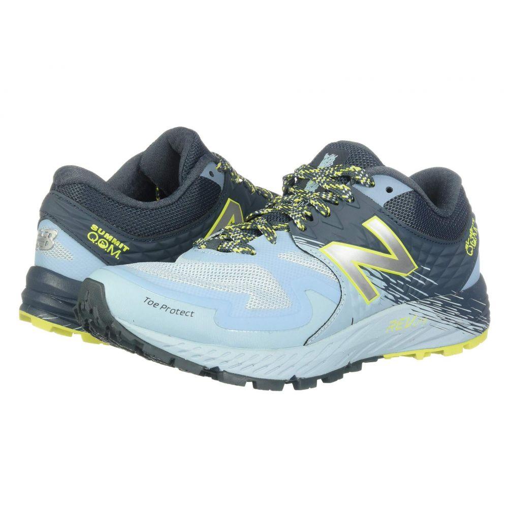ニューバランス New Balance レディース ランニング・ウォーキング シューズ・靴【Summit QOM】Orion Blue/Summer Sky