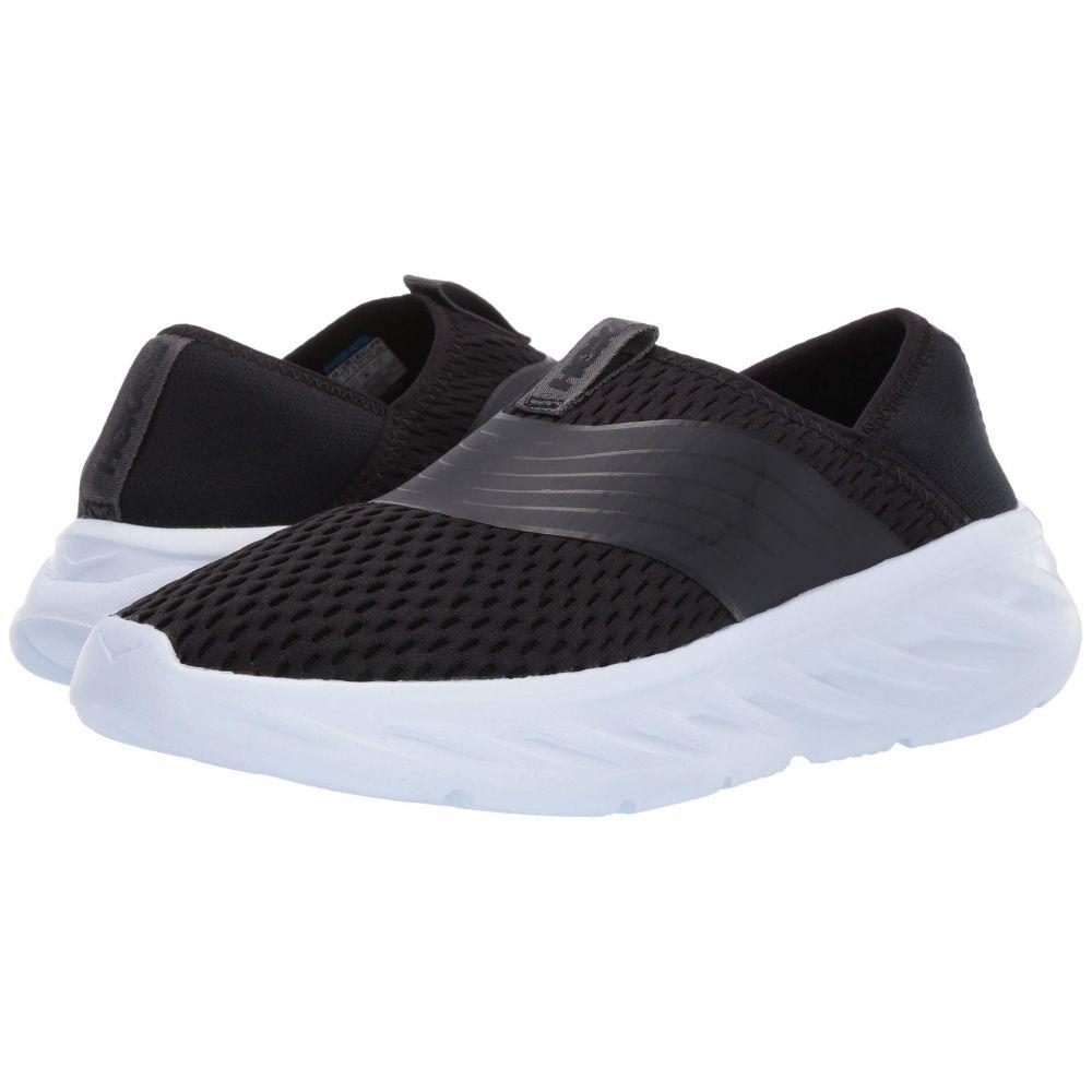 ホカ オネオネ Hoka One One レディース ランニング・ウォーキング シューズ・靴【Ora Recovery Shoe】Black/Phantom