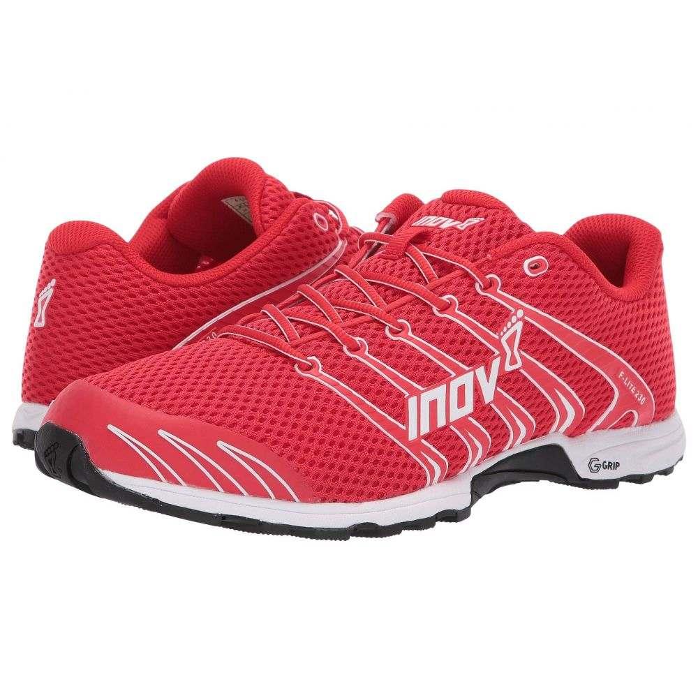 イノヴェイト inov-8 レディース ランニング・ウォーキング シューズ・靴【F-Lite(TM) 230 V2】Red/White