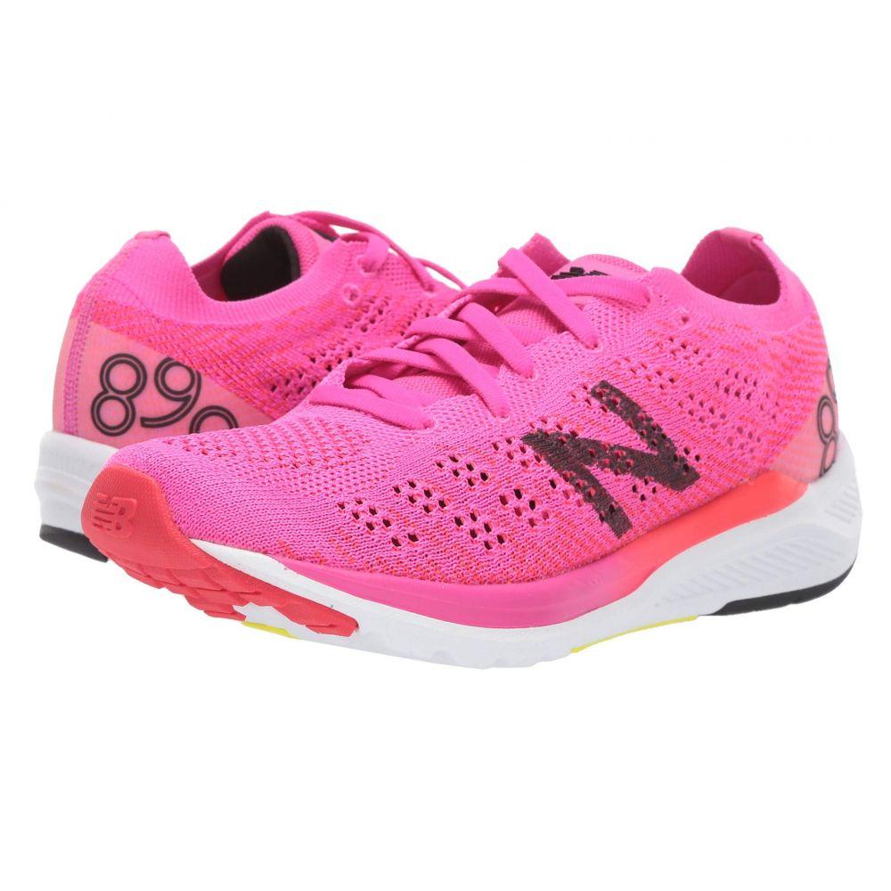 ニューバランス New Balance レディース ランニング・ウォーキング シューズ・靴【890V7】Peony/Energy Red