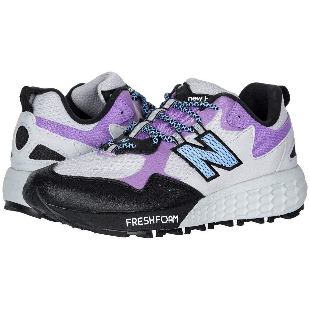 ニューバランス New Balance レディース ランニング・ウォーキング シューズ・靴【Fresh Foam Crag v2】Light Aluminum/Black