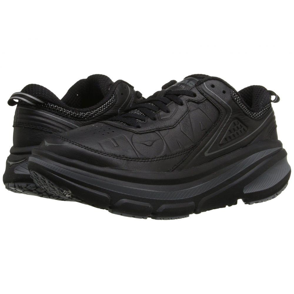 ホカ オネオネ Hoka One One レディース ランニング・ウォーキング シューズ・靴【Bondi LTR】Black