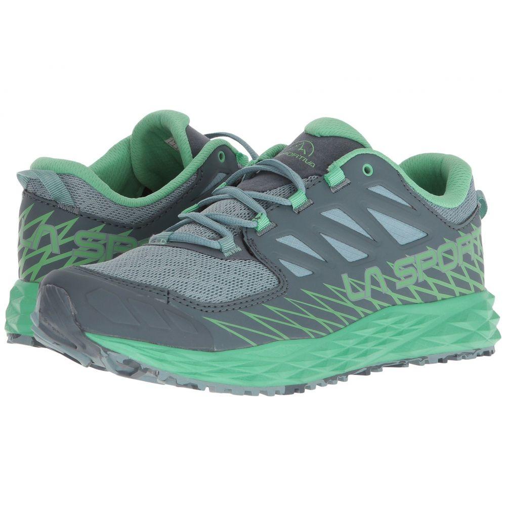 ラスポルティバ La Sportiva レディース ランニング・ウォーキング シューズ・靴【Lycan】Stone Blue/Jade Green