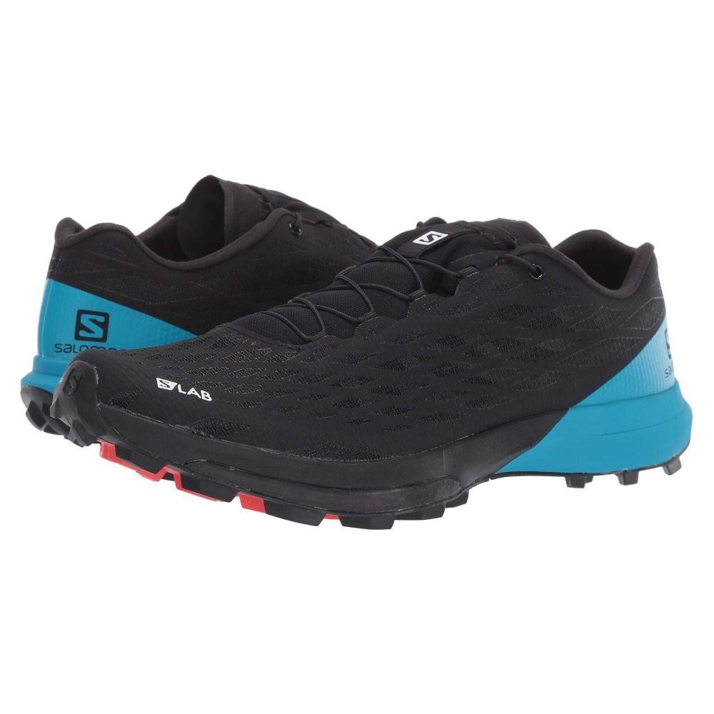 サロモン Salomon レディース ランニング・ウォーキング シューズ・靴【S/Lab XA Amphib 2】Black/Black/Transcend Blue