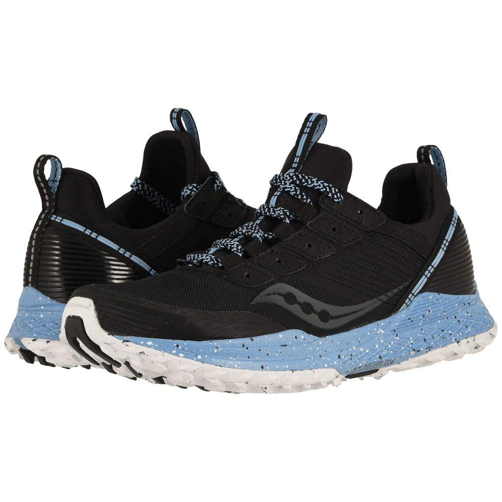 サッカニー Saucony レディース ランニング・ウォーキング シューズ・靴【Mad River TR】Black