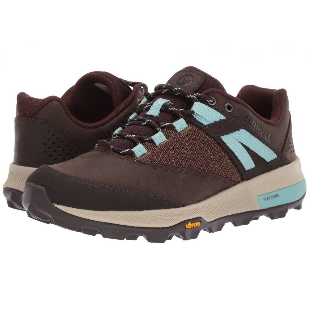 メレル Merrell レディース ランニング・ウォーキング シューズ・靴【Zion】Seal Brown