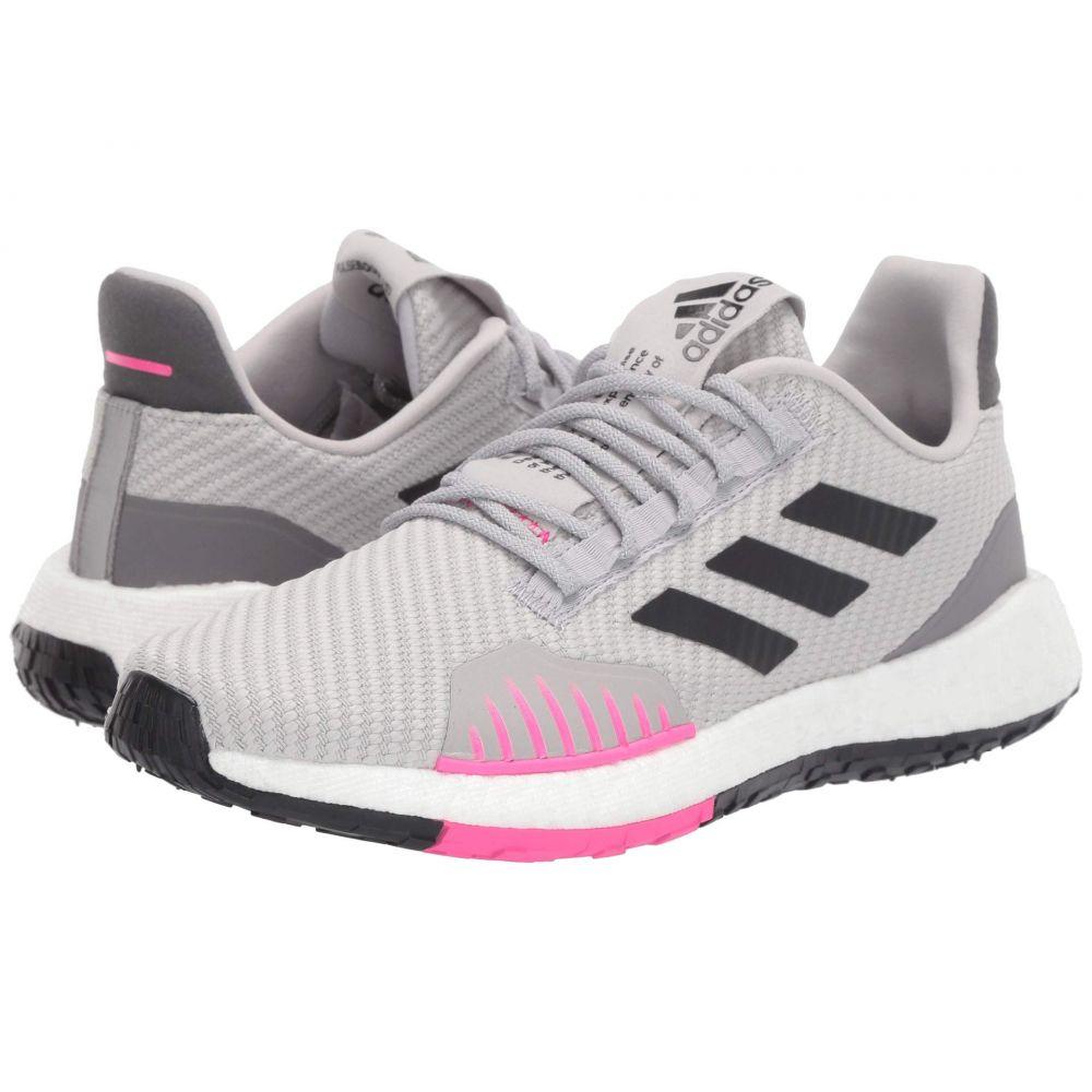 アディダス adidas Running レディース ランニング・ウォーキング シューズ・靴【PulseBOOST HD Winter】Grey Two F/Core Black/Shock Pink