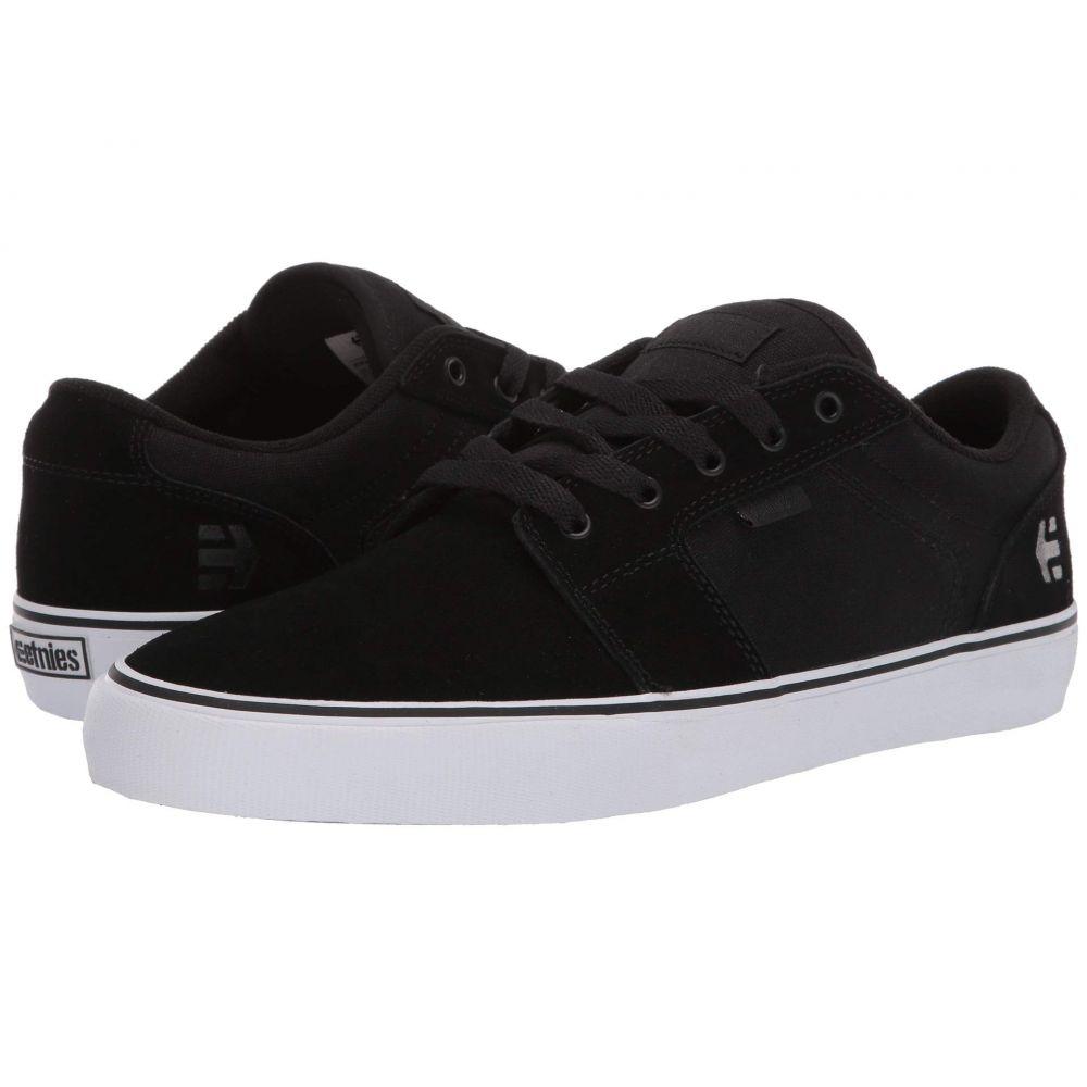 エトニーズ etnies メンズ スニーカー シューズ・靴【Barge LS】Black/White/Black