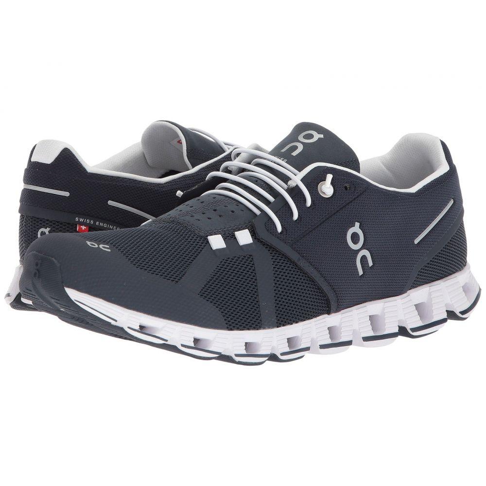オン On メンズ ランニング・ウォーキング シューズ・靴【Cloud 2.0】Navy/White