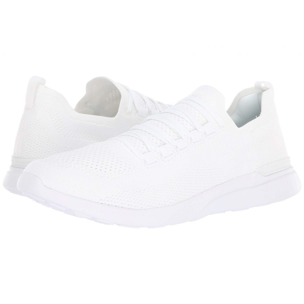 アスレチックプロパルションラブス Athletic Propulsion Labs (APL) メンズ ランニング・ウォーキング シューズ・靴【Techloom Breeze】White