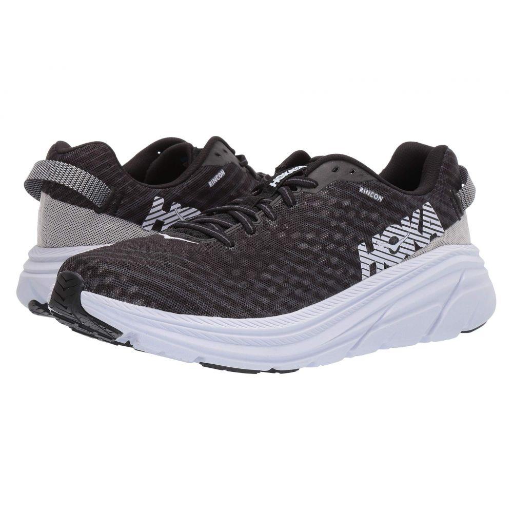 ホカ オネオネ Hoka One One メンズ ランニング・ウォーキング シューズ・靴【Rincon】Black/White