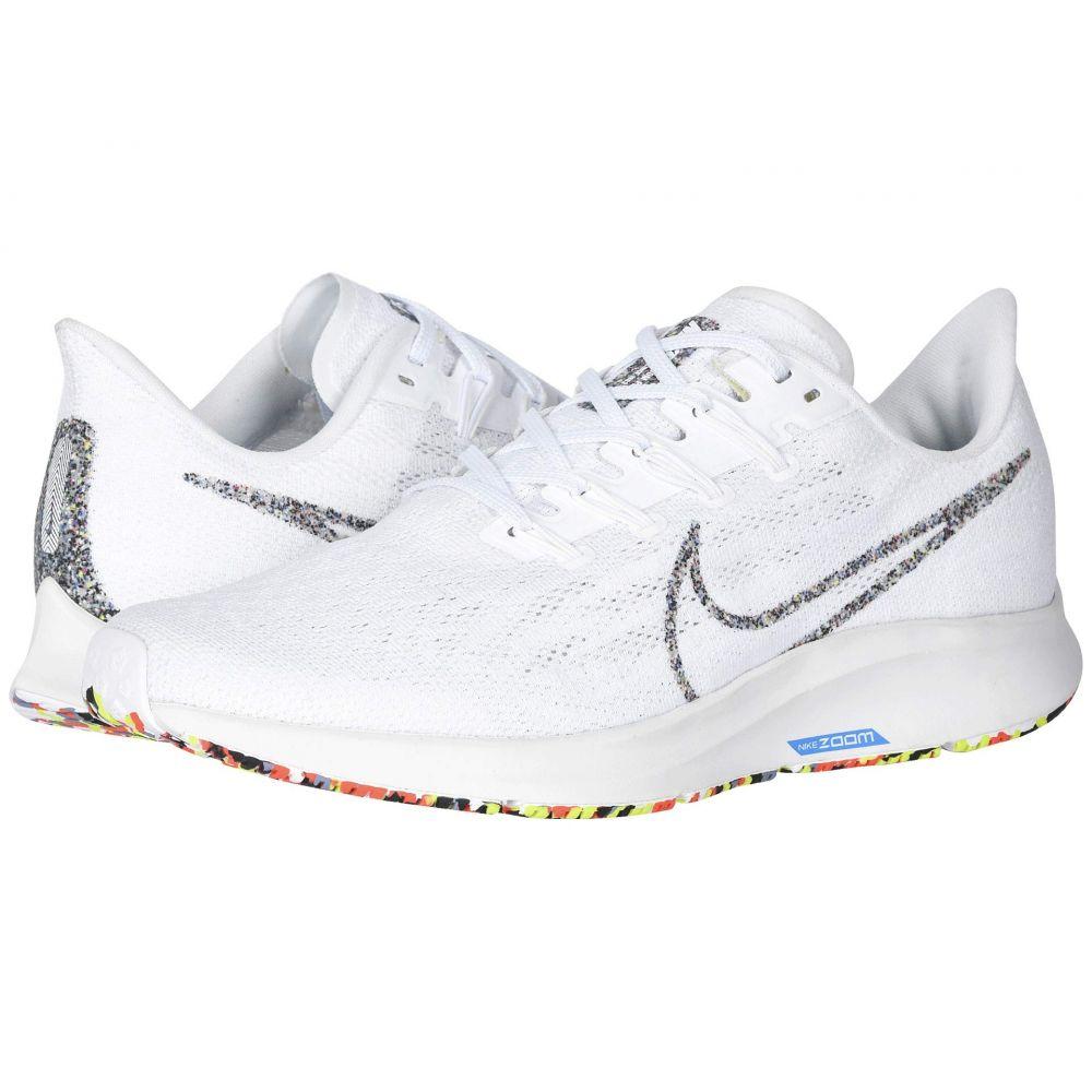 ナイキ Nike メンズ ランニング・ウォーキング エアズーム シューズ・靴【Air Zoom Pegasus 36 AW】白い/Summit 白い/青 Hereo