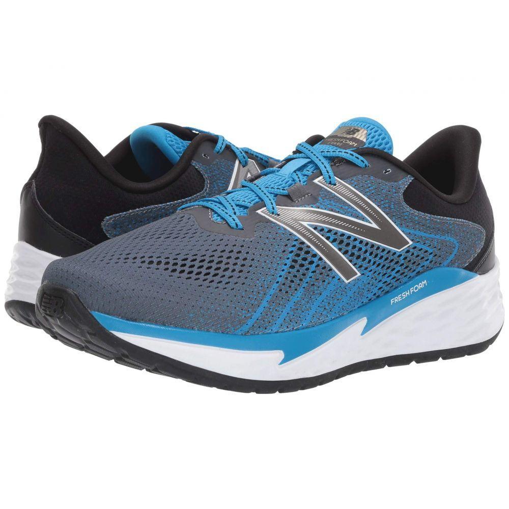 ニューバランス New Balance メンズ ランニング・ウォーキング シューズ・靴【Fresh Foam Evare】Gray/Vision Blue