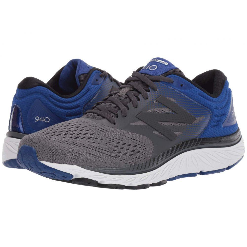 ニューバランス New Balance メンズ ランニング・ウォーキング シューズ・靴【940v4】Magnet/Marine Blue
