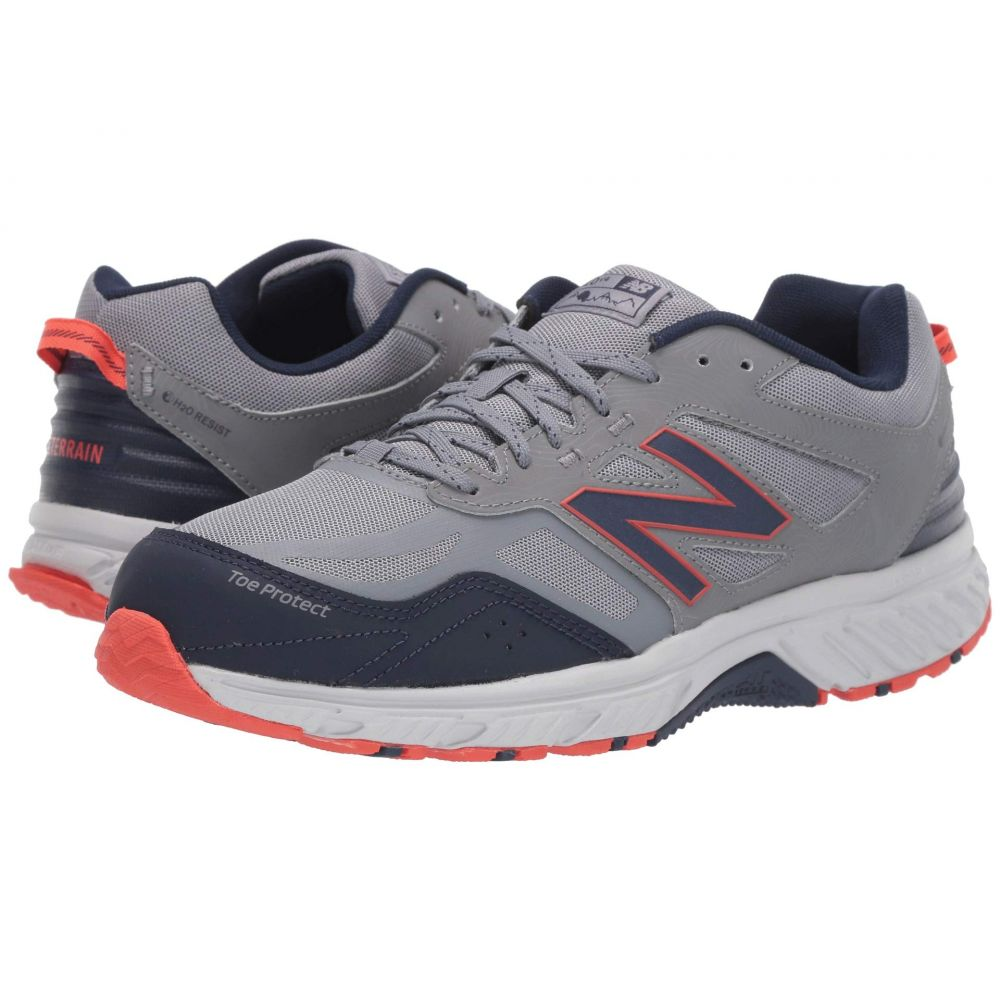 ニューバランス New Balance メンズ ランニング・ウォーキング シューズ・靴【510v4】Gunmetal/Navy