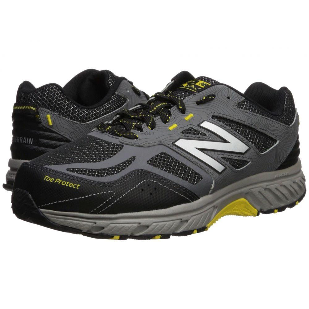 ニューバランス New Balance メンズ ランニング・ウォーキング シューズ・靴【510v4】Castlerock/Black