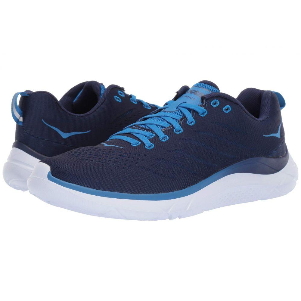 ホカ オネオネ Hoka One One メンズ ランニング・ウォーキング シューズ・靴【Hupana EM】French Blue/Medieval Blue