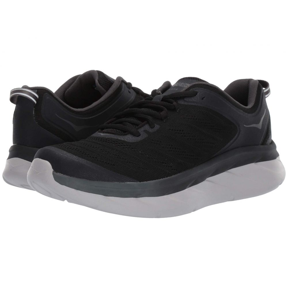 ホカ オネオネ Hoka One One メンズ ランニング・ウォーキング シューズ・靴【Akasa】Black/Dark Shadow