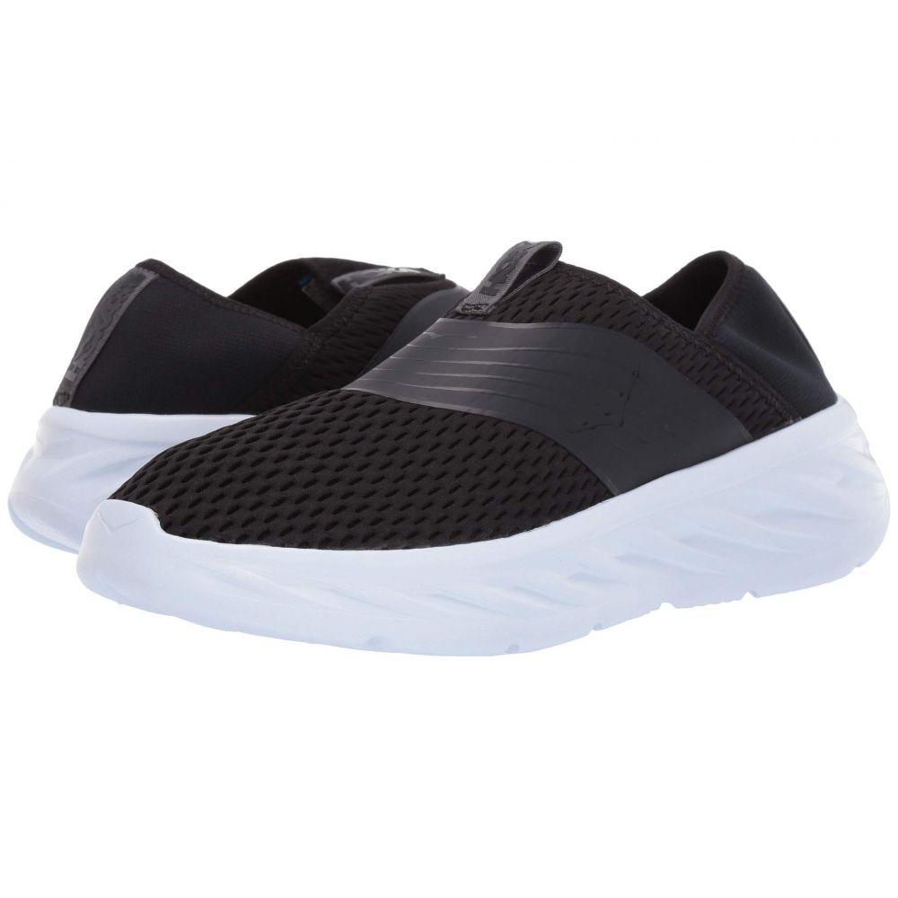 ホカ オネオネ Hoka One One メンズ ランニング・ウォーキング シューズ・靴【Ora Recovery Shoe】Black/Phantom