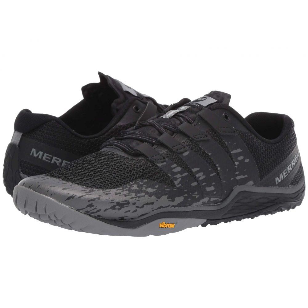メレル Merrell メンズ ランニング・ウォーキング シューズ・靴【Trail Glove 5】Black