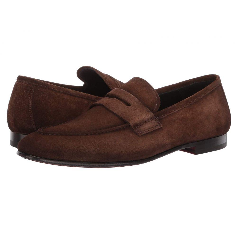 トゥーブートニューヨーク To Boot New York メンズ ローファー シューズ・靴【Enzo】Brown Suede