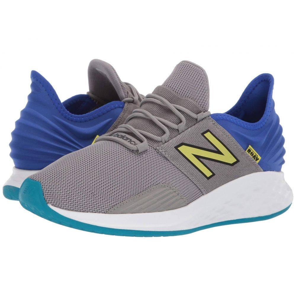 ニューバランス New Balance メンズ ランニング・ウォーキング シューズ・靴【Fresh Foam Roav】Marblehead/UV Blue