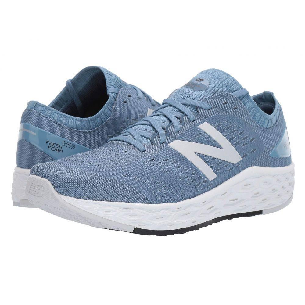 ニューバランス New Balance メンズ ランニング・ウォーキング シューズ・靴【Fresh Foam Vongo v4】Chambray/Lynx Blue