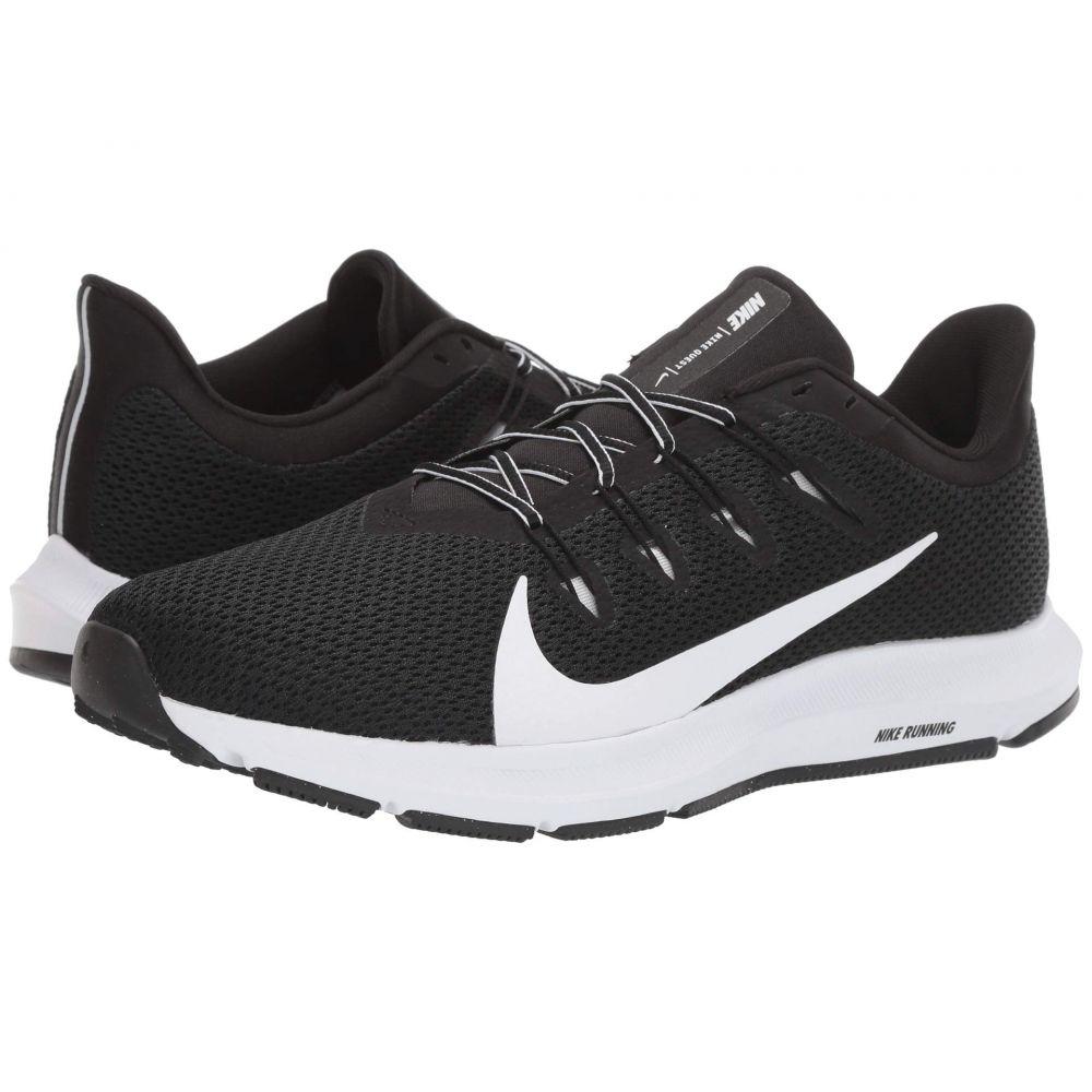ナイキ Nike メンズ ランニング・ウォーキング シューズ・靴【Quest 2】Black/White