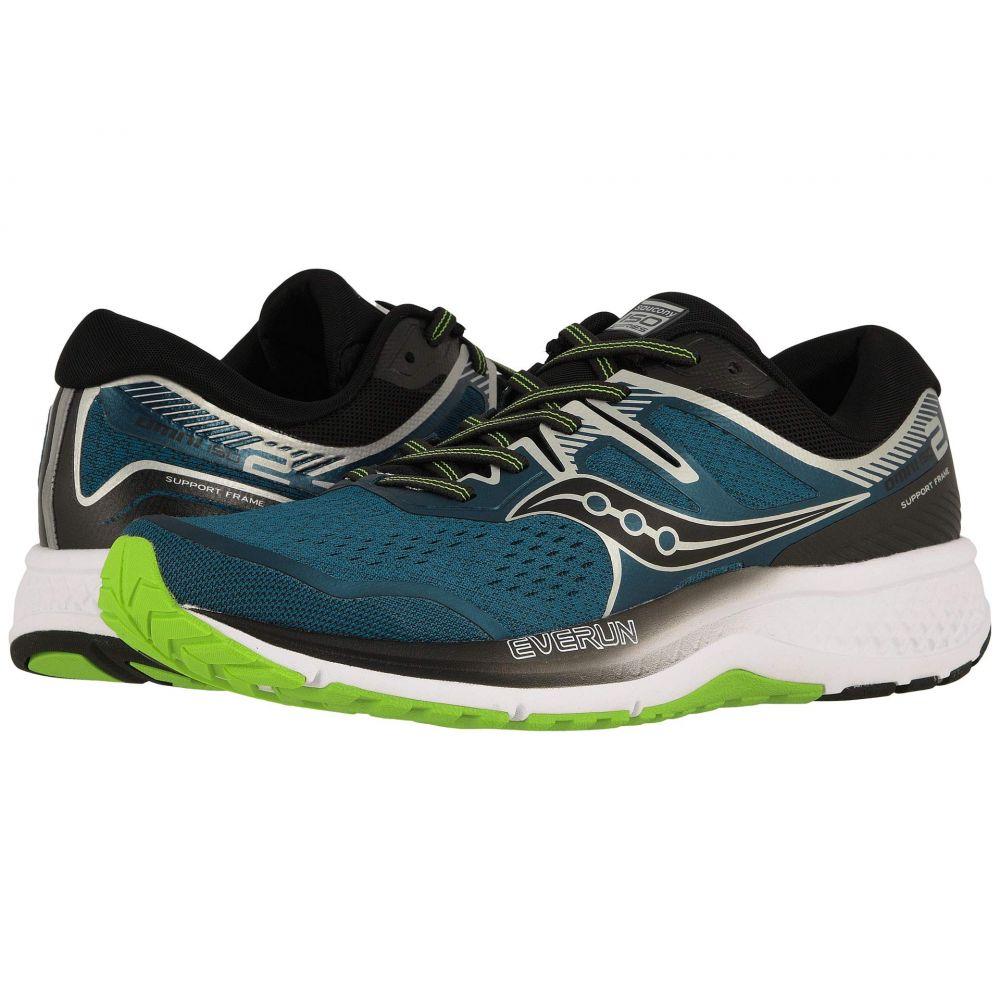 サッカニー Saucony メンズ ランニング・ウォーキング シューズ・靴【Omni ISO 2】Marine/Silver