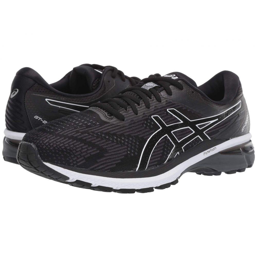 アシックス ASICS メンズ ランニング・ウォーキング シューズ・靴【GT-2000 8】Black/White
