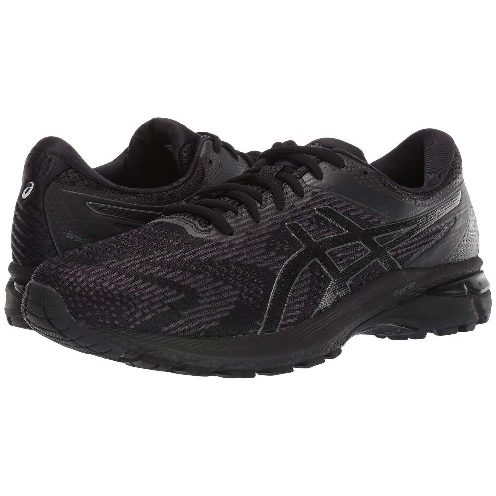 アシックス ASICS メンズ ランニング・ウォーキング シューズ・靴【GT-2000 8】Black/Black