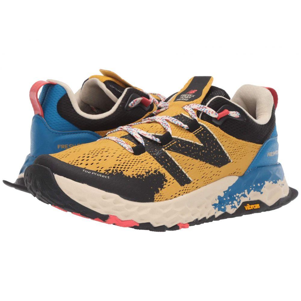 ニューバランス New Balance メンズ ランニング・ウォーキング シューズ・靴【Fresh Foam Hierro v5】Varsity Gold/Neo Classic Blue